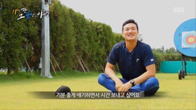 '리우의 영웅' 소박한 바램…구본찬