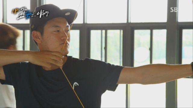 '리우의 영웅' 후배로 돌아간 '양궁왕' 구본찬