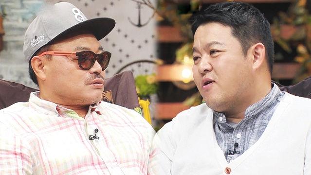 김구라, 김흥국 예능은 인정! 가수는 인정 못하다?