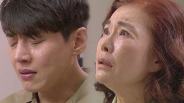 """[109회] 김청, 송재희 """"어머니 아들 그만하겠습니다"""" 돌아선 뒷모습에 '절규'"""