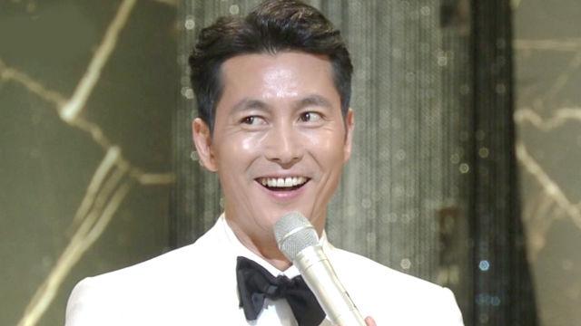 """'남우 주연상' 후보 정우성, '인기상' 수상에 """"정말... 썸네일 이미지"""