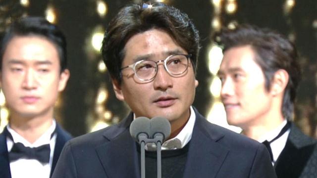 내부자들 '최우수 작품상' 수상! 썸네일 이미지