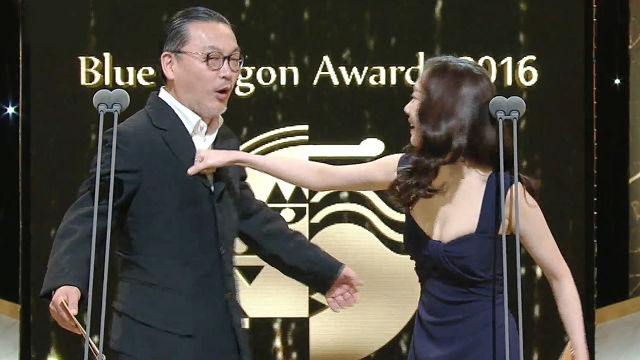 """이유영, '부산행' 얄미운 악역 김의성에 """"분노의 한 ... 썸네일 이미지"""