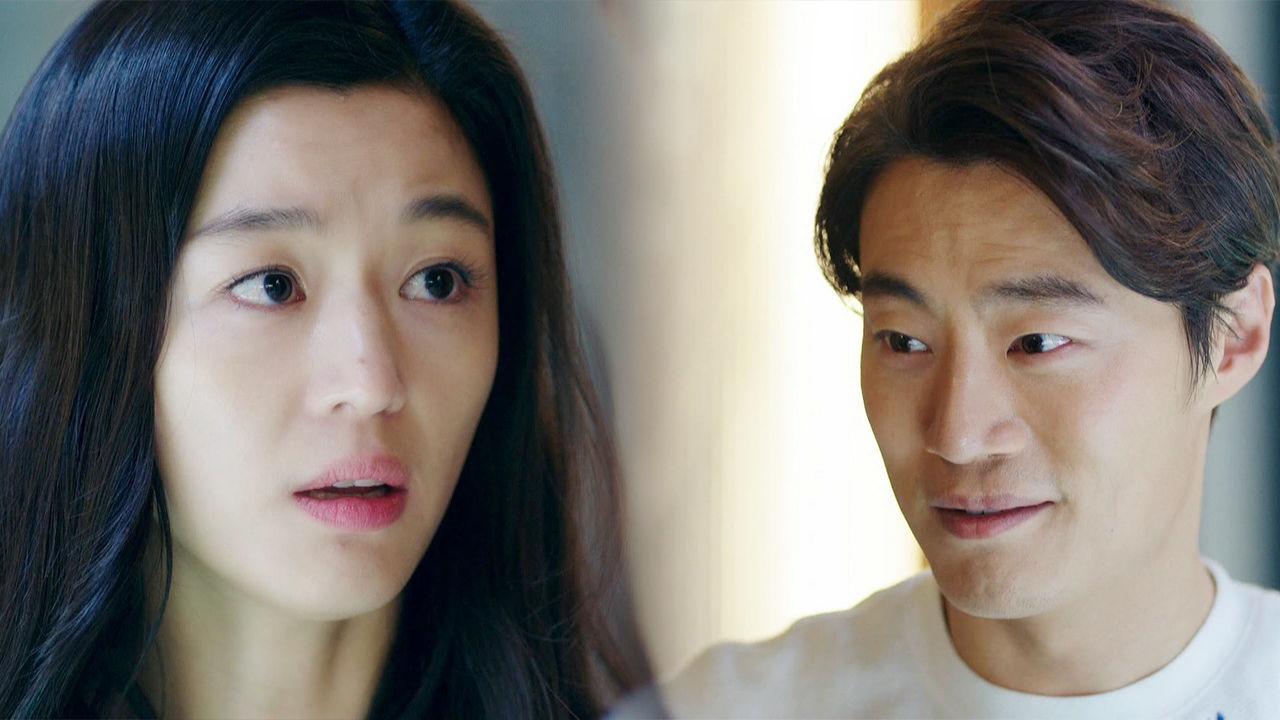 """전지현, 매섭게 쳐다보는 이희준에 일침 """"난 네 친구잖아"""" 썸네일"""