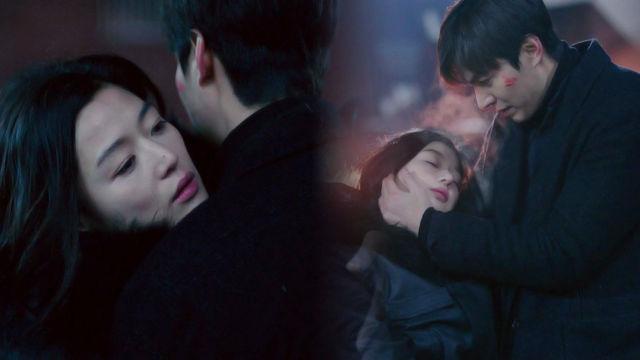 """전지현, 총알 맞고 쓰러졌다…""""기뻐…내가 널 지켰잖아"""" 썸네일 이미지"""