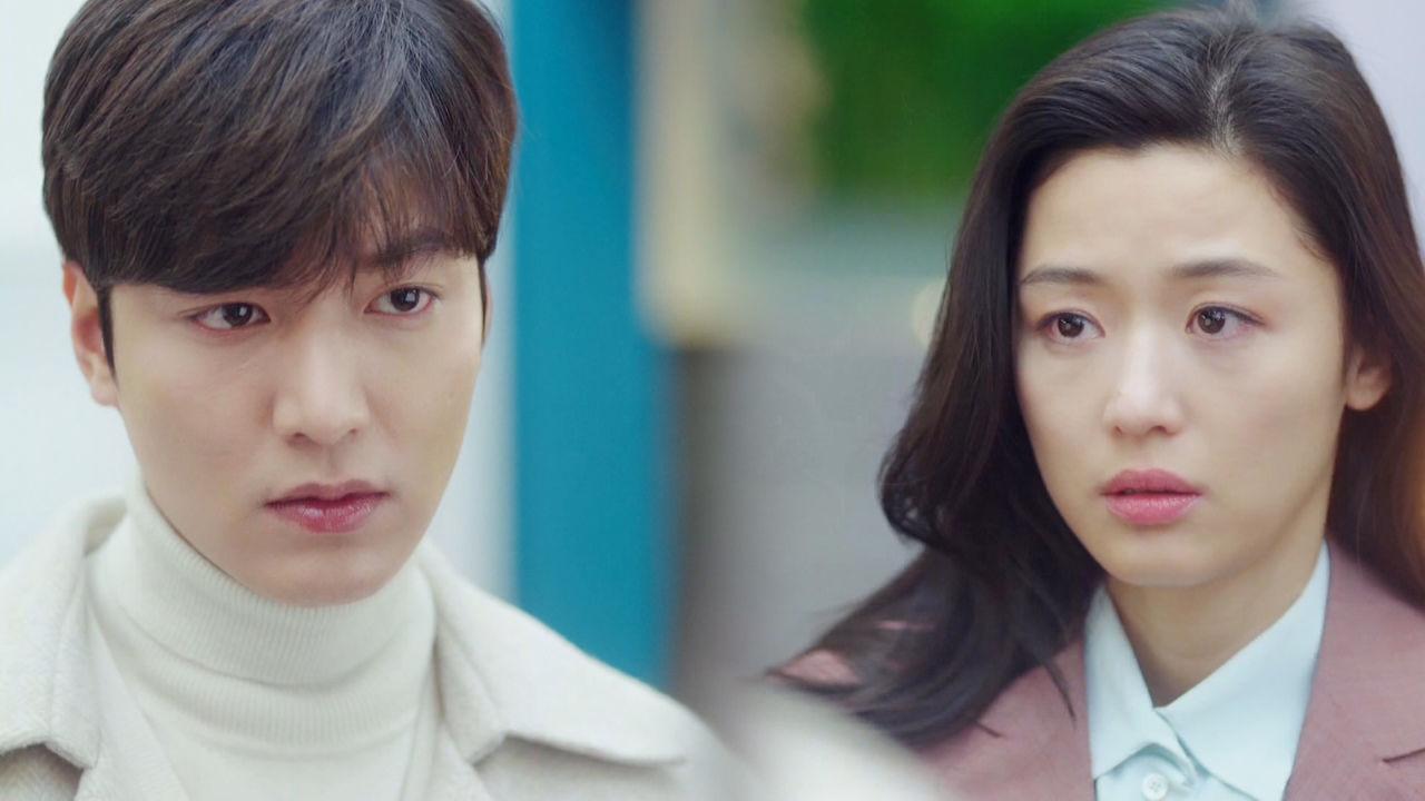 """전지현, 자신 기억 못하는 이민호에 """"사랑해, 그냥 사랑해"""" 썸네일"""