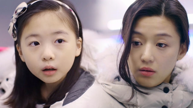 """신린아, 작별 인사하는 전지현에 """"꿈에서 언니와 나 인... 썸네일 이미지"""