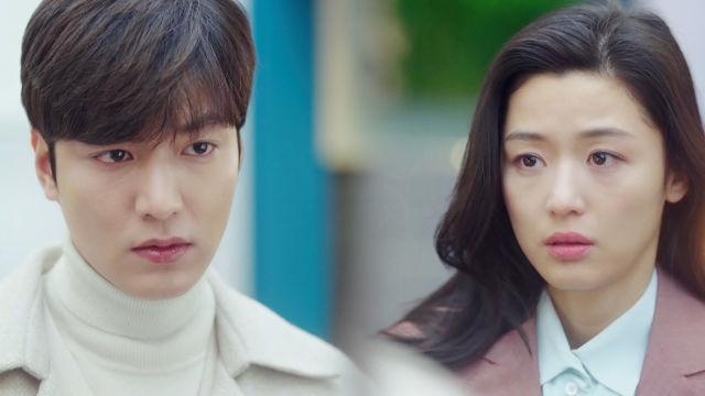 """전지현, 자신 기억 못하는 이민호에 """"사랑해, 그냥 사랑해"""""""