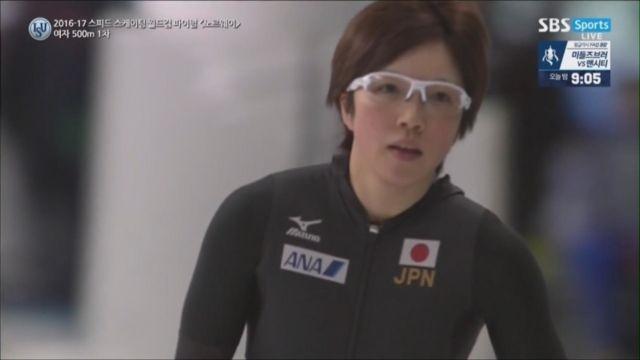 [스피드 월드컵 파이널] 여자 500m 1차 레이스에서... 썸네일 이미지