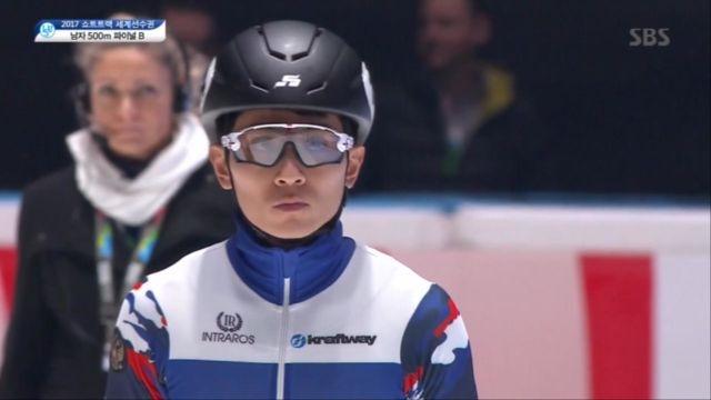 [쇼트트랙 세계선수권대회] 남자 500m 파이널B, 빅... 썸네일 이미지