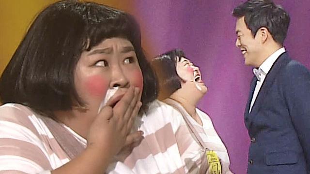 """홍윤화, 민기쌤에게 달콤 고백 """"당신은 내 마지막 사랑... 썸네일 이미지"""