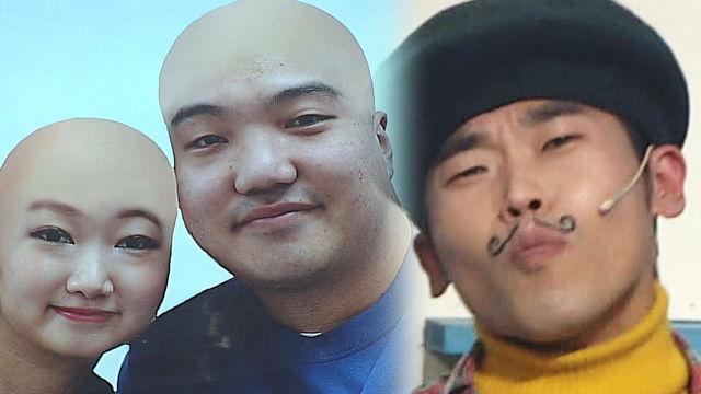한국말이 어려운 사진사 홍인호, 영구를 민머리로 만든 ... 썸네일 이미지