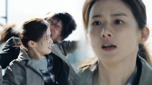 이보영, 흉기 든 조폭 제압하는 '현란한 액션 솜씨'