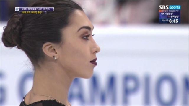 [피겨 세계선수권] 여자 쇼트, 가브리엘 데일먼 - 오... 썸네일 이미지