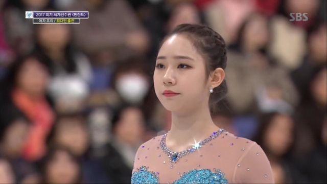 [피겨 세계선수권] 여자 프리 최다빈, 김연아 이후 최... 썸네일 이미지