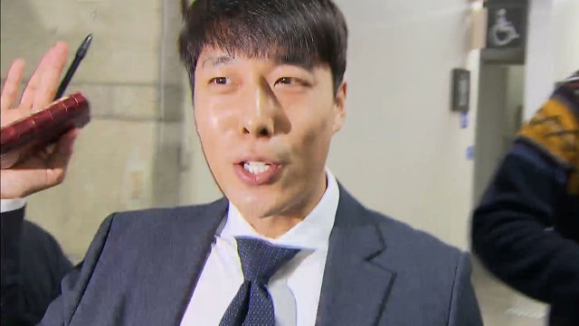 김동성, 동계스포츠 영재센터 의혹으로 법원 출석 썸네일 이미지