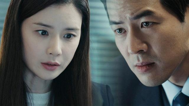 """이보영·이상윤, 팽팽히 대립하는 공기 """"같은 길 간다고 친구는 아니죠"""""""