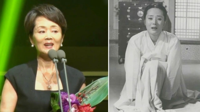 배우 김영애 별세 '뜨거웠던 47년 연기 인생 썸네일 이미지
