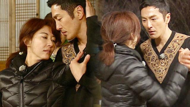김완선♥류태준, 영화의 한 장면 같은 '정열의 춤사위'