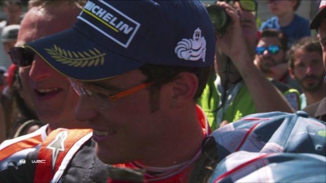 [프랑스 랠리] 현대자동차팀 티에리 누빌 랠리 우승 썸네일 이미지