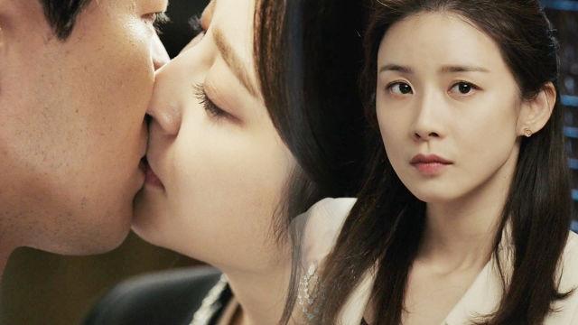 박세영, 이보영 앞 이상윤에 '돌발 키스'