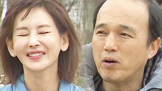 """김광규, 박영선에 충격 질문 """"머리 심었어요?"""" 폭소"""