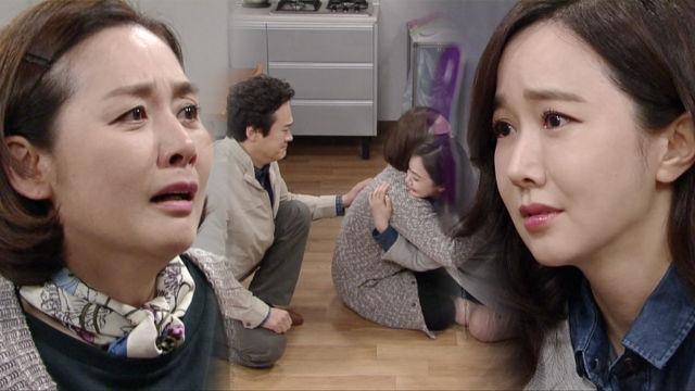 이응경, 청심환 먹고 김민서와 재회 '오열'