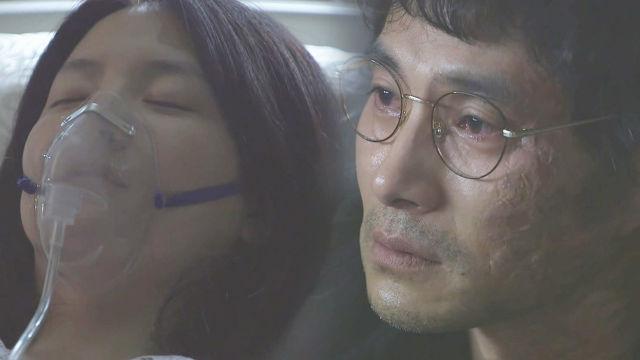 """정민석, 몰래 이영애 병실 방문 후 오열 """"미안해"""" 썸네일 이미지"""