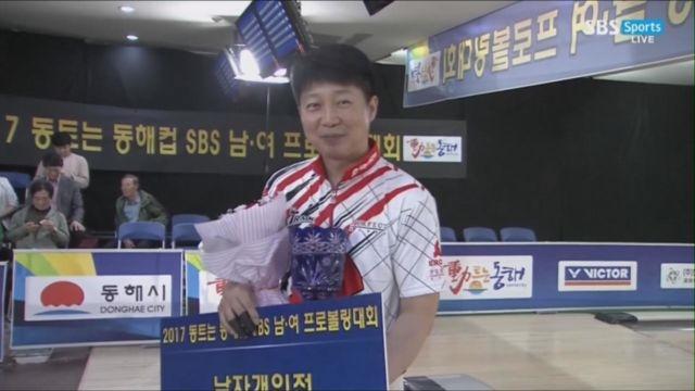 '흔들림 없는 침착한 경기력' 서정환, 남자 개인전 우... 썸네일 이미지