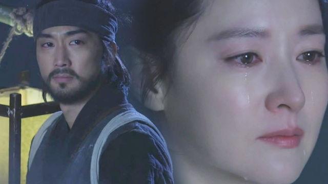 이영애, 애틋하게 떠나는 송승헌 일부러 외면 '눈물 뚝... 썸네일 이미지