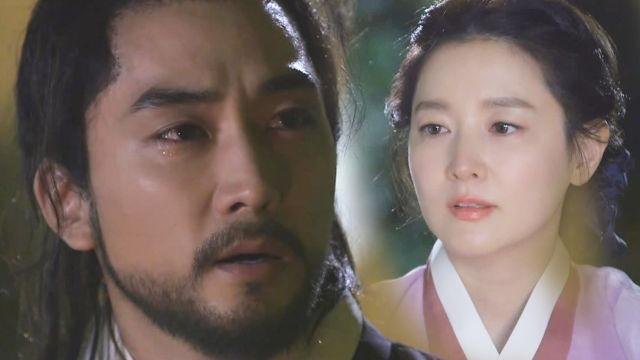 송승헌, 이영애 환상에 아픈 눈물 '절절한 그리움' 썸네일 이미지