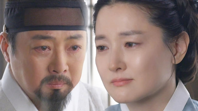 """이영애, 눈물 폭발하는 윤다훈에 사과 """"미안합니다"""" 썸네일 이미지"""
