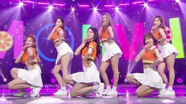 라붐, 휘파람같이 'Hwi hwi'~ 중독성 강한 무대... 썸네일 이미지