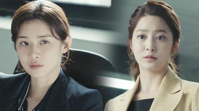 """이보영, 박세영 도발에 정색하며 """"기도하세요"""" 썸네일 이미지"""