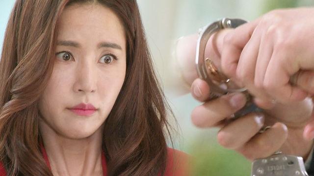 공현주, 김혜리와 도주 중 마침내 경찰에 '체포' 썸네일 이미지