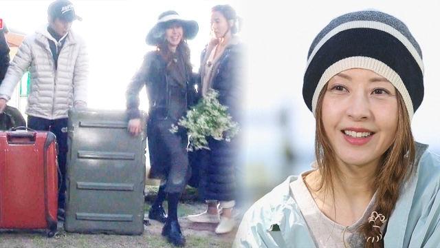 서정희, 역대급 규모 여행가방 공개 '살림살이 총집합'
