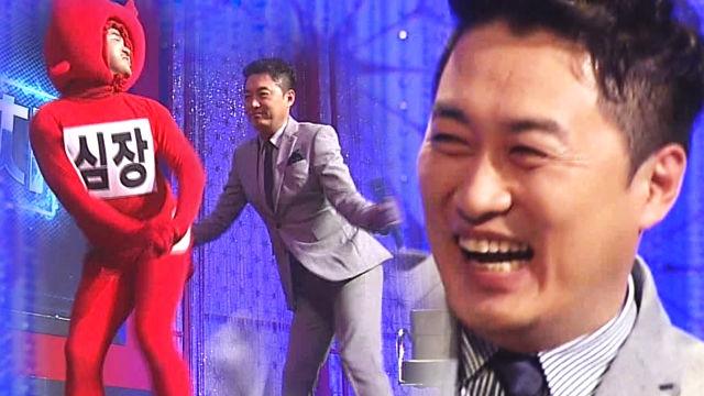 쇄도하는 앵콜 요청에 컬투 정찬우 '댄스 작렬' (남자... 썸네일 이미지