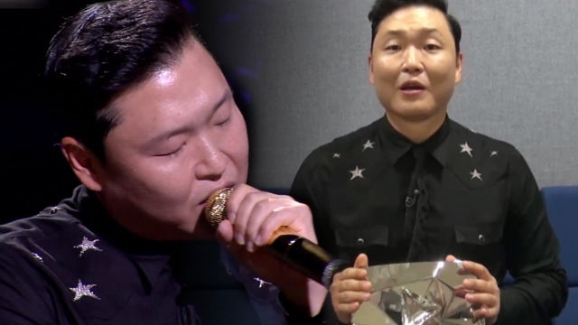 월드스타 싸이, 뮤직비디오 천만 뷰 '기록의 사나이 ' 썸네일 이미지