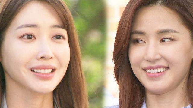 """공현주, 왕지혜에 """"언니""""라 부르며 수줍은 미소 썸네일 이미지"""