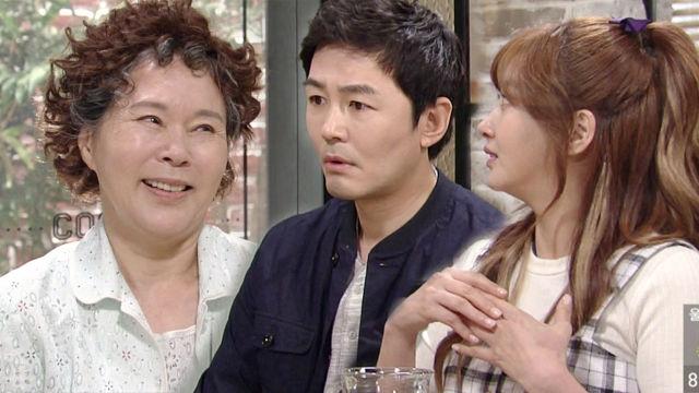 허영란♥조연우, 이주실에 결혼 허락 받고 '화색'