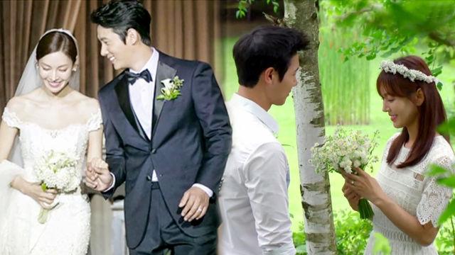 이상우♥김소연, 1년 열애 끝 결혼 썸네일 이미지