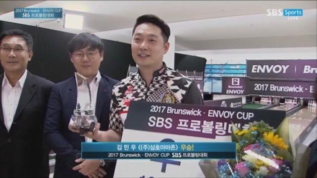 [브런스윅·엔보이컵] '10년만의 우승'  김민우 개인... 썸네일 이미지