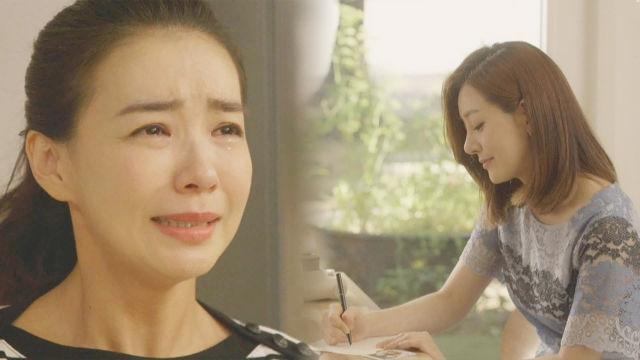 박선영, 친구 오나라가 남기고 떠난 편지에 '폭풍 눈물'