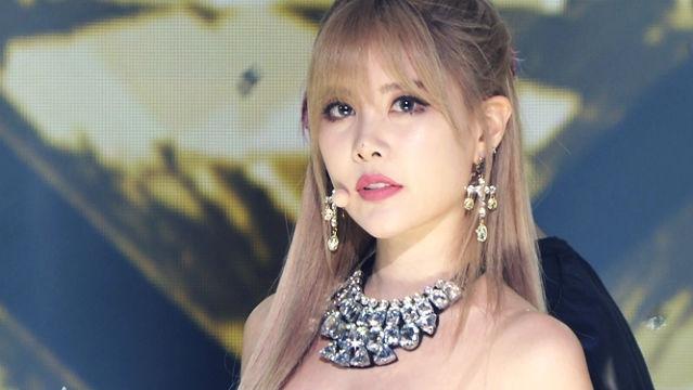 [최초공개] 첫 솔로무대! 몽환적인 매력 큐리(티아라) '다이아몬드'