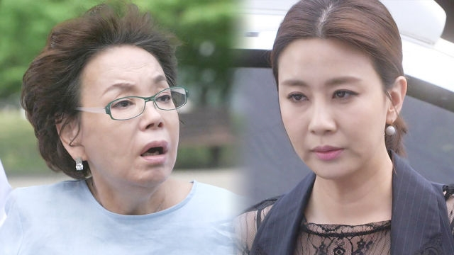 김수미, 양정아 손아귀에 갇혀 '강제 호송'