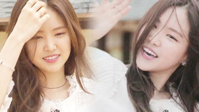 손나은, 수줍음 박력으로 바꾼 '반전 New Face 댄스'
