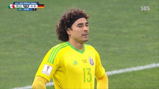[독일 vs 멕시코] 유네스의 쐐기골 썸네일 이미지