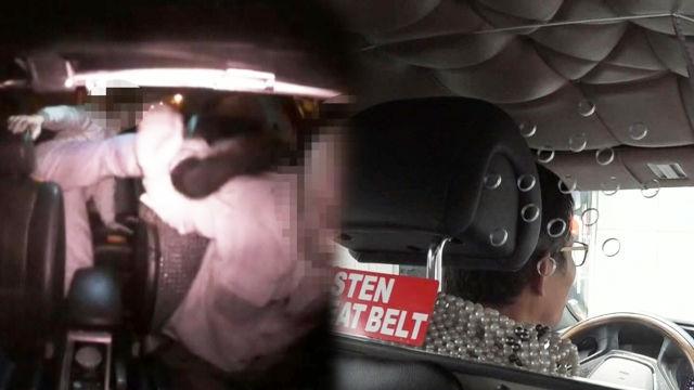 위험에 노출된 택시, 보호 격벽 설치 힘든 이유
