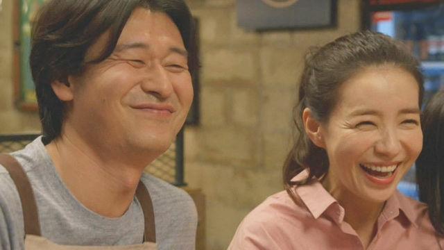 박혁권·박선영, 따뜻한 이야기의 끝 '우리 모두가 초인'
