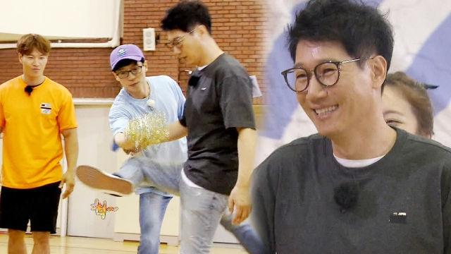 유재석, 밉상 왕코 놀리기 지존 '깐죽 대마왕' 썸네일 이미지